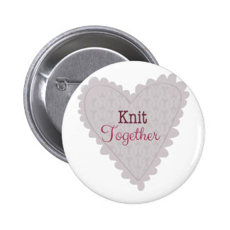Knit Together Button