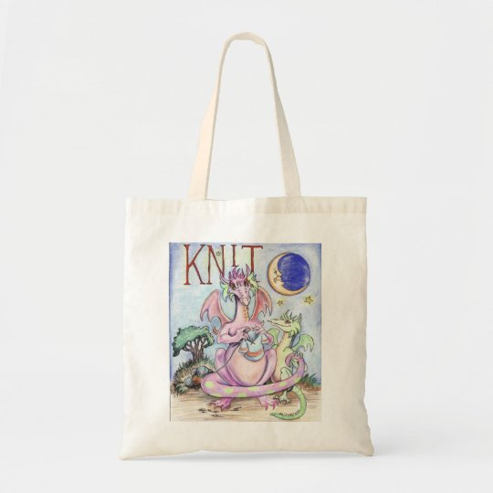 Knit! Tote