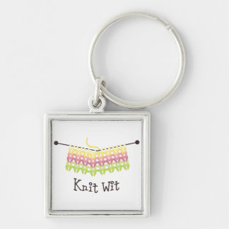 Knit Wit Key Ring