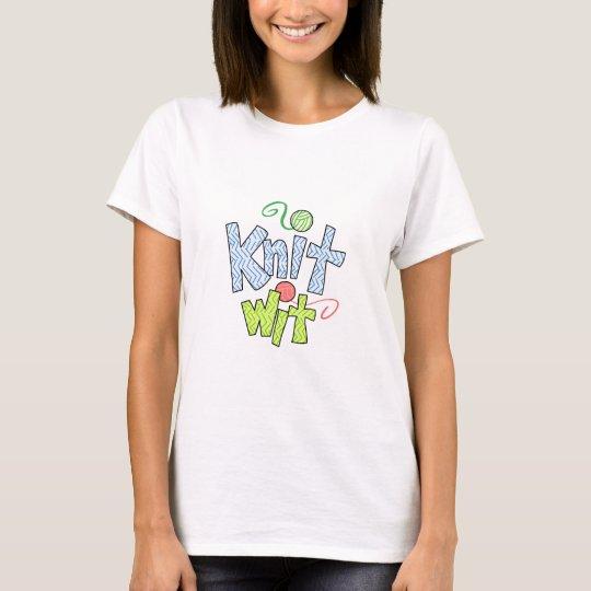 KNIT WIT T-Shirt