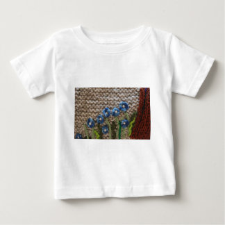 knitted garden baby T-Shirt