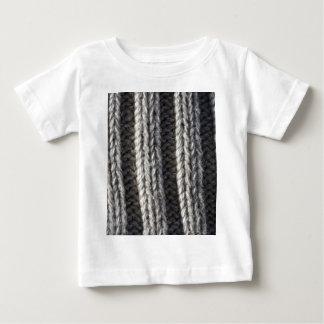 knitted hand made baby T-Shirt