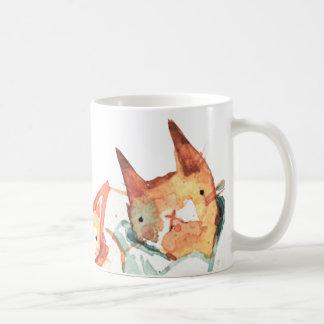 Knitted Kitties Mug