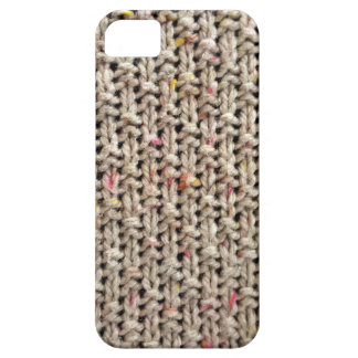 Knitted pattern iPhone 5 cover