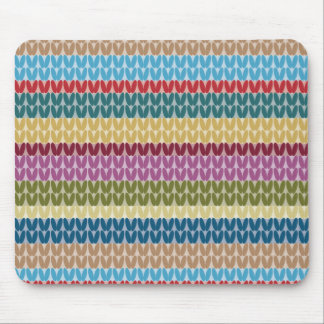 Knitted Style Mouse Mat