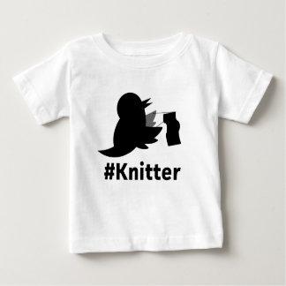 Knitter.com Baby T-Shirt