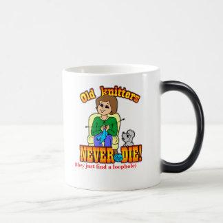 Knitter Mug