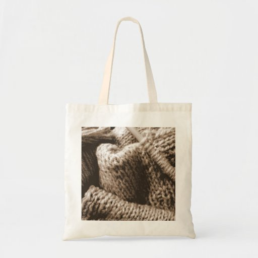 Knitter's Bag Canvas Bags