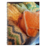 Knitting For Baby Spiral Note Books