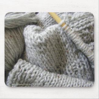 Knitting/ Mouse Mat
