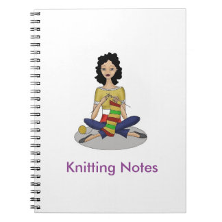 Knitting Note Books