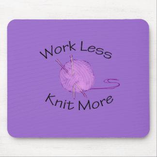 Knitting Passion Mousepad