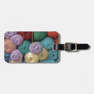 Knitting Yarn Bag Tag