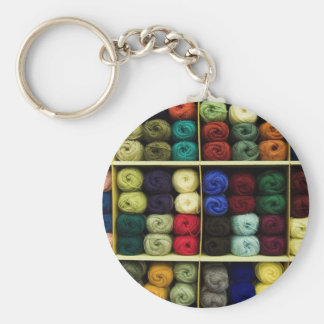 Key Ring Arts And Crafts Knitted