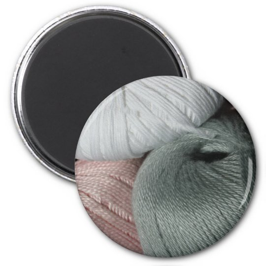 Knitting Yarn/Wool Magnet