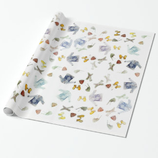 Knitwear Giftwrap Wrapping Paper