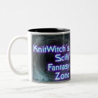Knitwitch - Blackhole mug