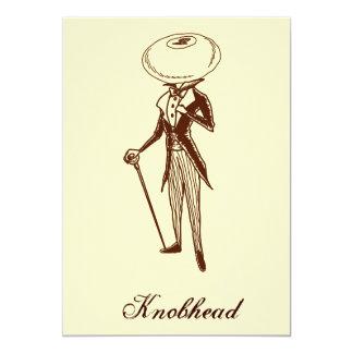 Knobhead Card