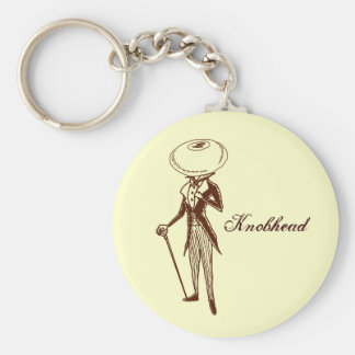 Knobhead Key Ring