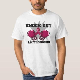 Knock Out Amyloidosis T-Shirt