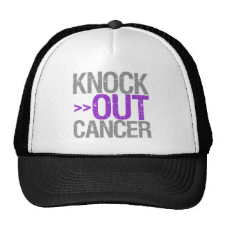 Knock Out Cancer - Leiomyosarcoma Hats