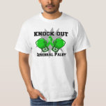 Knock Out Cerebral Palsy Tees