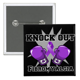 Knock Out Fibromyalgia Button