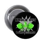Knock Out Lyme Disease Button
