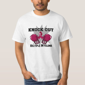 Knock Out Multiple Myeloma T-Shirt