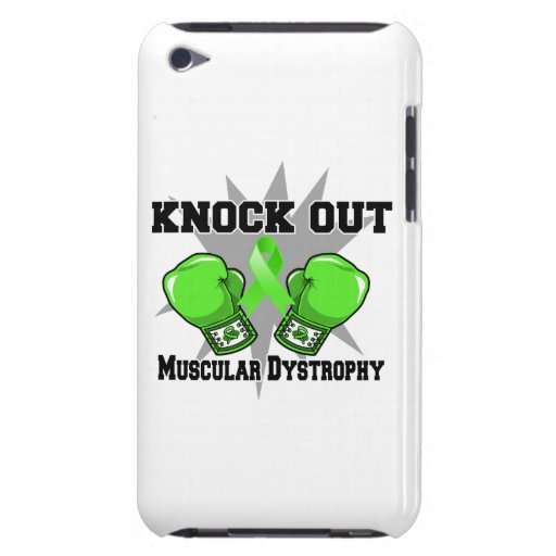 Knock Out Muscular Dystrophy Barely There iPod Case