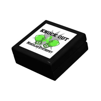 Knock Out Muscular Dystrophy Trinket Box