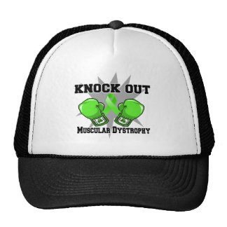 Knock Out Muscular Dystrophy Trucker Hat