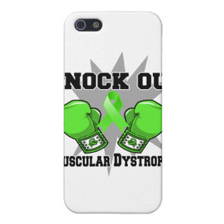 Knock Out Muscular Dystrophy Case For iPhone 5