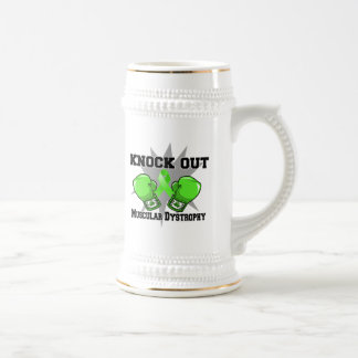 Knock Out Muscular Dystrophy Coffee Mug