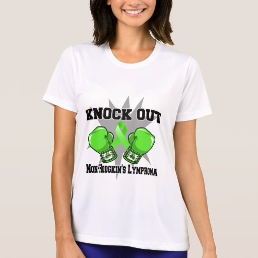 Knock Out Non-Hodgkin Lymphoma Tshirt