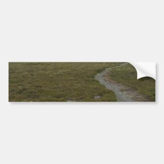 Knocknara Green Hill Bumper Sticker