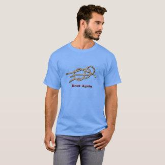 Knot Again - Blue T-Shirt