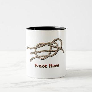 Knot Here - Mugs