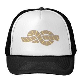 Knot knot mesh hats