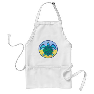 Knot Turtle Aprons