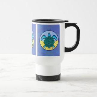 Knot Turtle Travel Mug