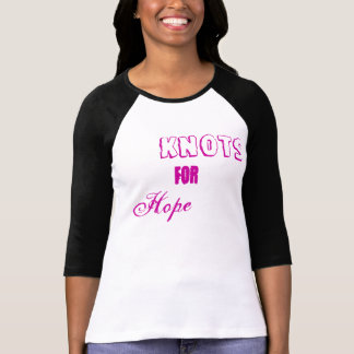Knots for Hope 1 T-shirt
