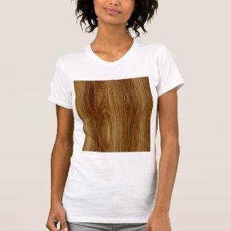 Knotted Oak Woodgrain Look Shirts