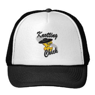 Knotting Chick #4 Trucker Hat