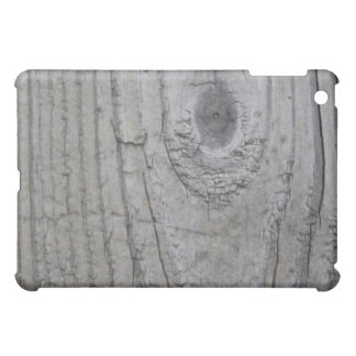 Knotty Grey Wood Pattern Case For The iPad Mini