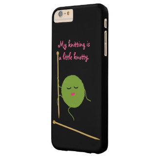 Knotty Knitter Funny iPhone 5 Case
