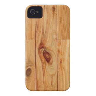 Knotty Light Wood Grain Floor Case-Mate iPhone 4 Case