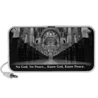 Know God. iPod Speaker