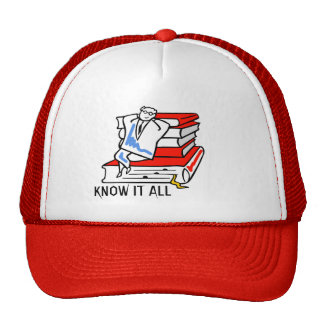 Know It All Cap