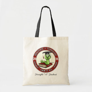 Know it All - Graduate Canvas Bag